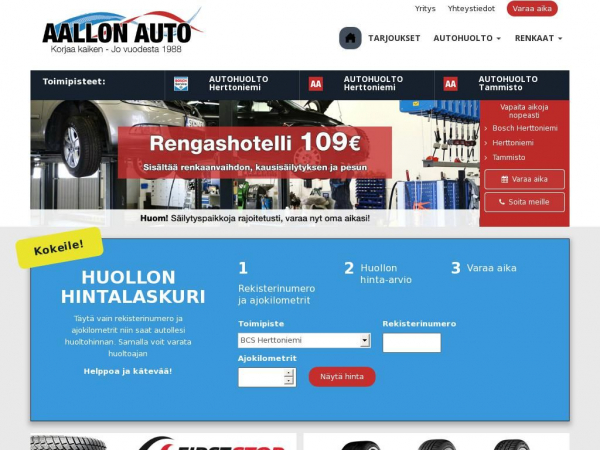 aallonauto.com