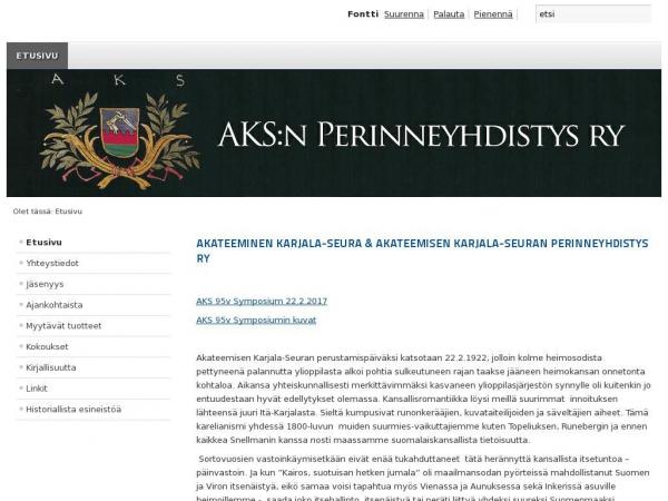 aksperinne.fi