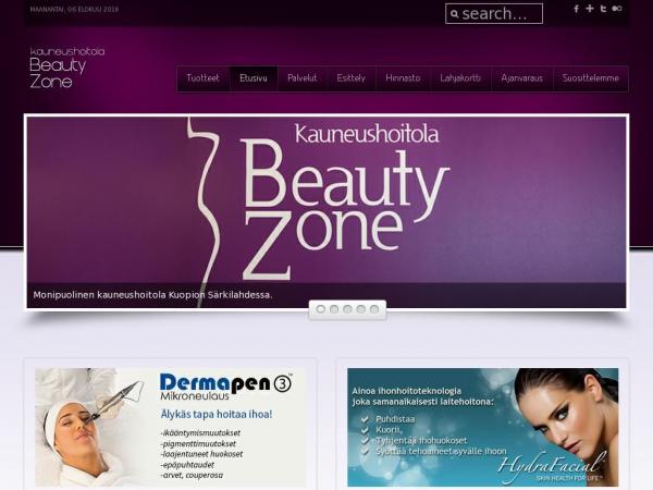 beautyzone.fi