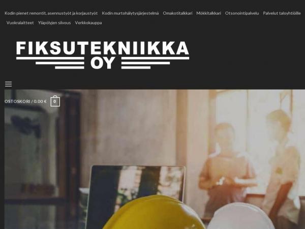 fiksutekniikka.fi