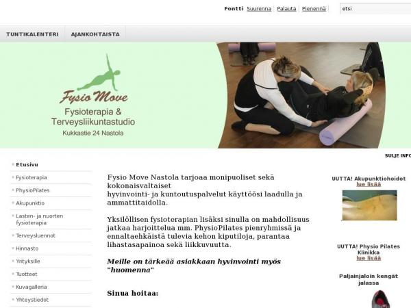 fysiomove.fi