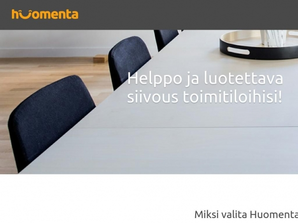 huomenta.fi