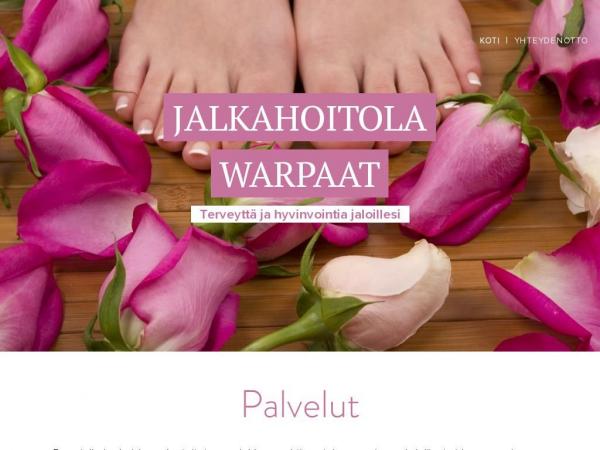 jalkahoitolawarpaat.fi