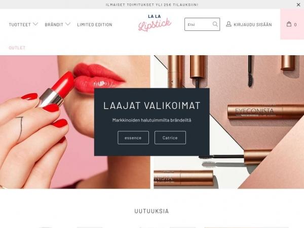 lalalipstick.fi