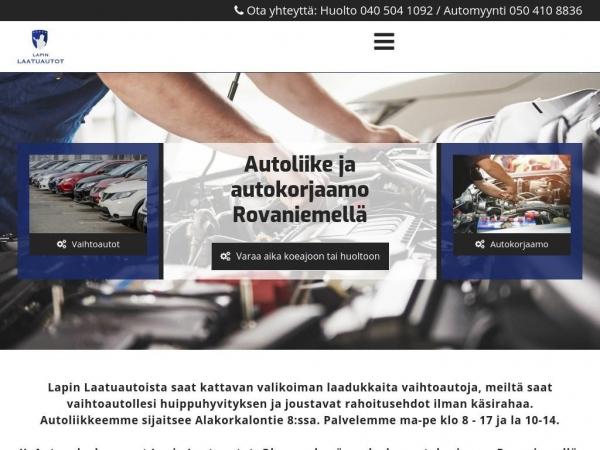 lapinlaatuautot.fi