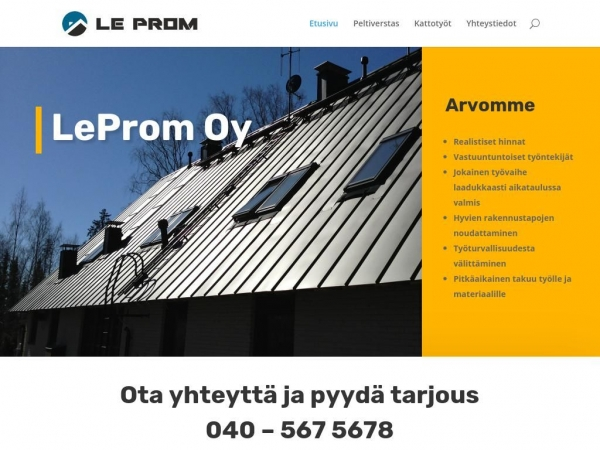 leprom.fi