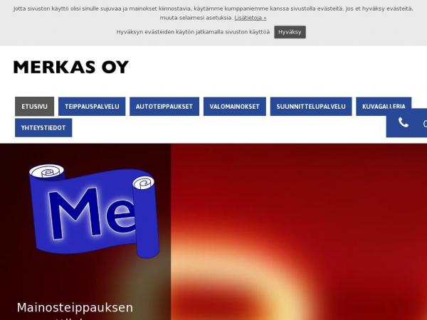 merkas.fi