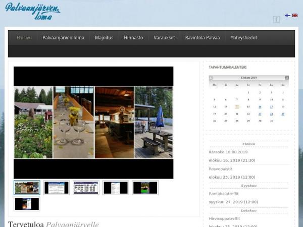 palvaanjarvi.com