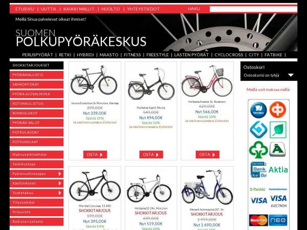 polkupyorakeskus.fi