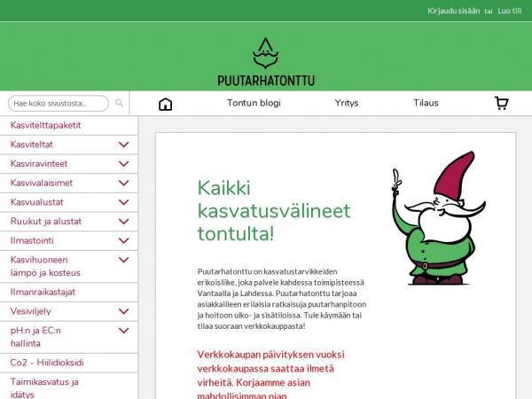 puutarhatonttu.fi