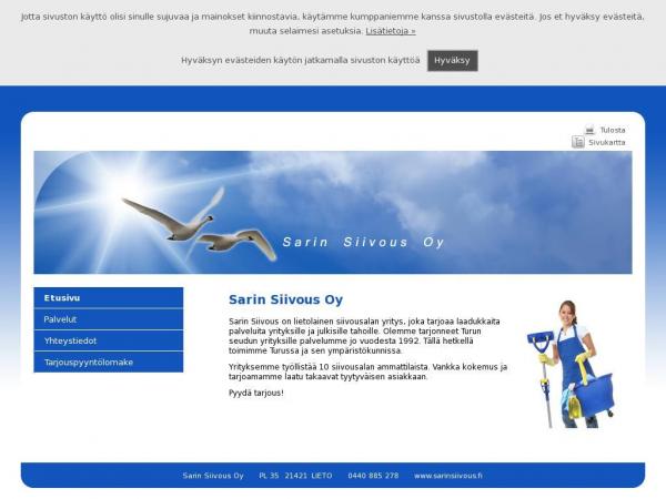 sarinsiivous.fi