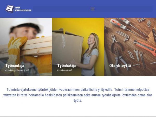 savonhenkilostopalvelu.fi