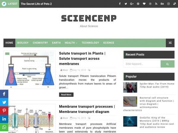 sciencenp.com