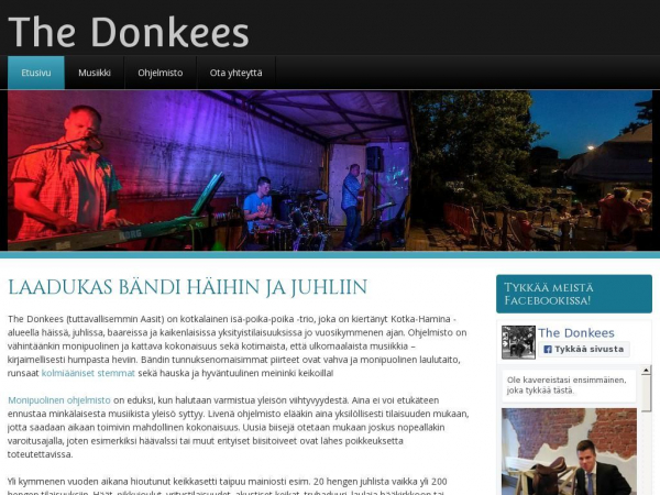 thedonkees.fi
